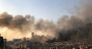 Dónde queda Beirut: mapa del epicentro de la explosión en Líbano