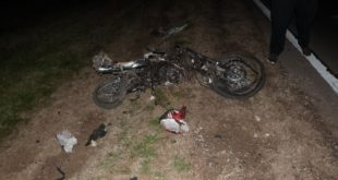Accidente fatal en Ruta 5: Trabajador de Carnes Pampeanas murió tras chocar de frente contra un camión