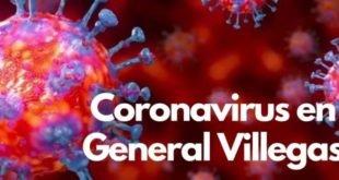 Coronavirus en Villegas: 4 nuevos positivos y 6 recuperados