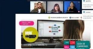 Más de 20 mil jóvenes participaron de la Expo Universidad 2020 Virtual