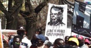 A 14 años de la desaparición, hubo marcha por Julio López en La Plata