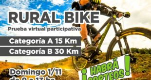 Domingo de Rural Bike en América 🚴🏻